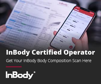 InBody Certified Operator