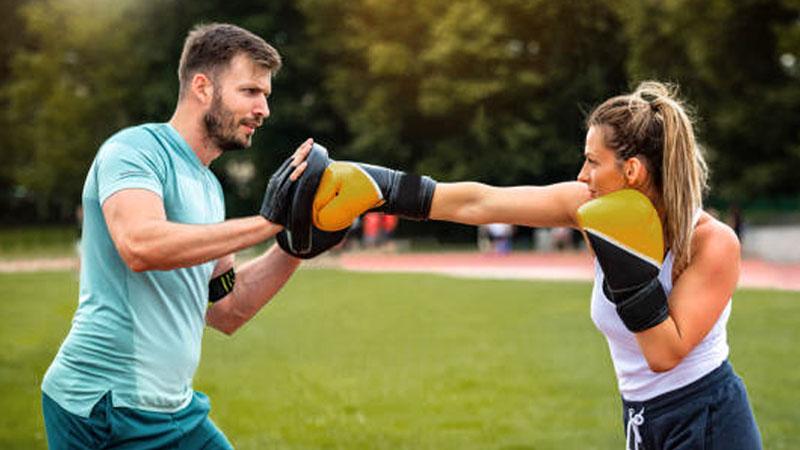 Boxing Cardio Core Training Brisbane