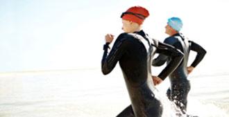 Brisbane Triathlon Swim Training