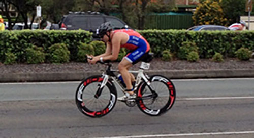 Brisbane Triathlon Cycling Training