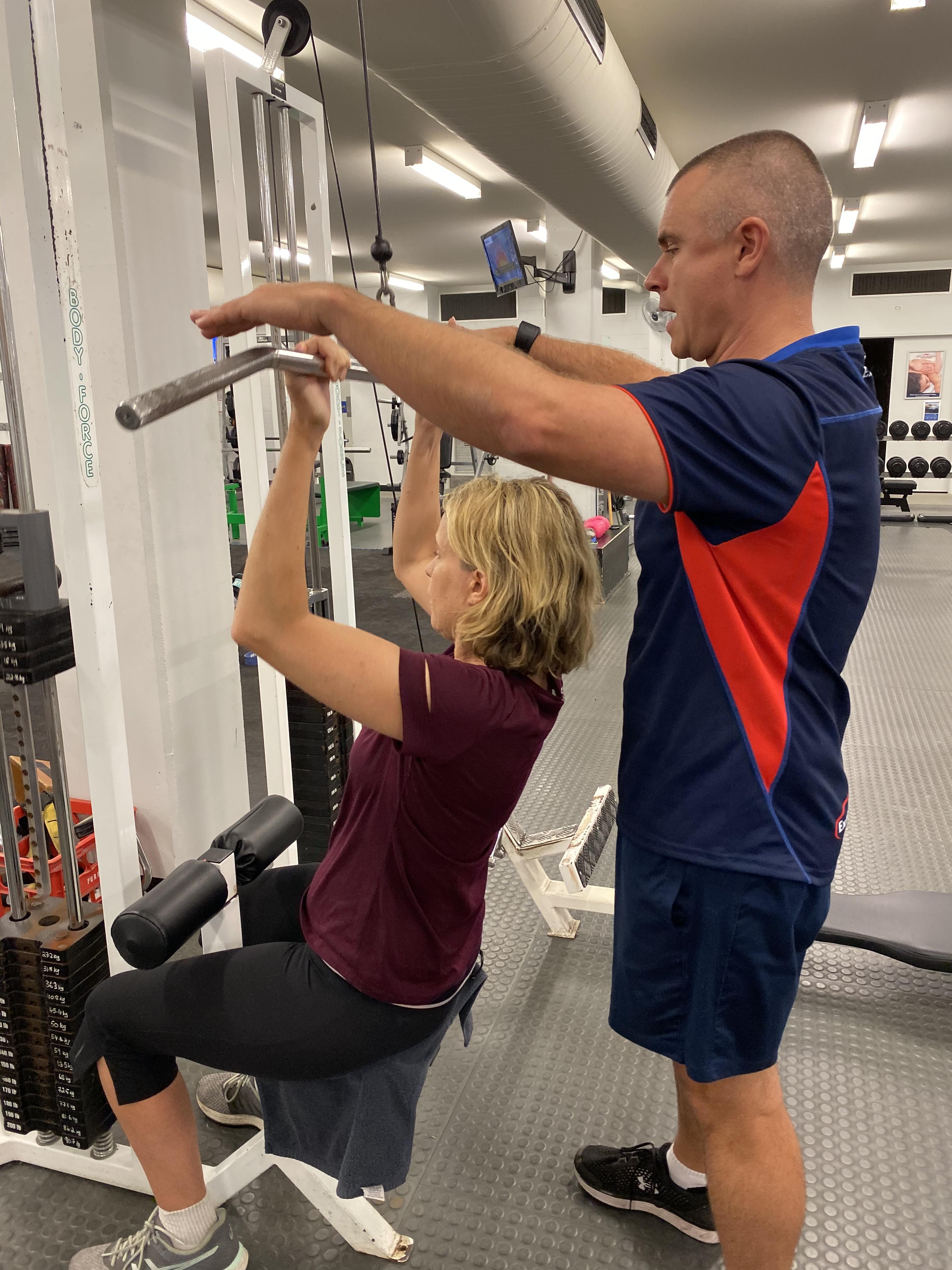 8 Week Body Transformation Program Brisbane